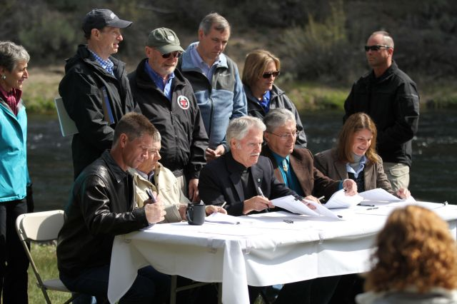 Interior Secretary Nixes Water Agreement Tribes Upper Basin