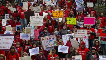 Lane County educators say the governor must reduce class sizes and