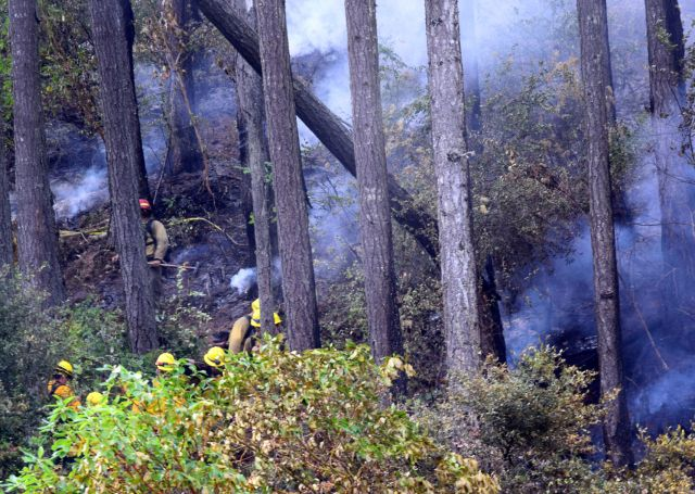 Update: Residents near Milepost 97 Fire told to evacuate