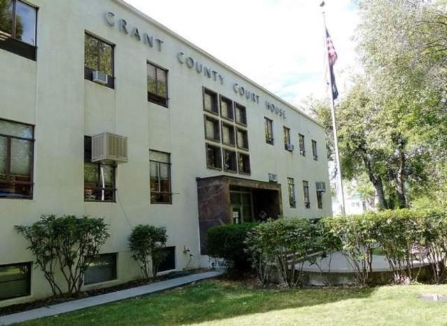 Grant County Sheriff's Office Deputy Arrested By Oregon