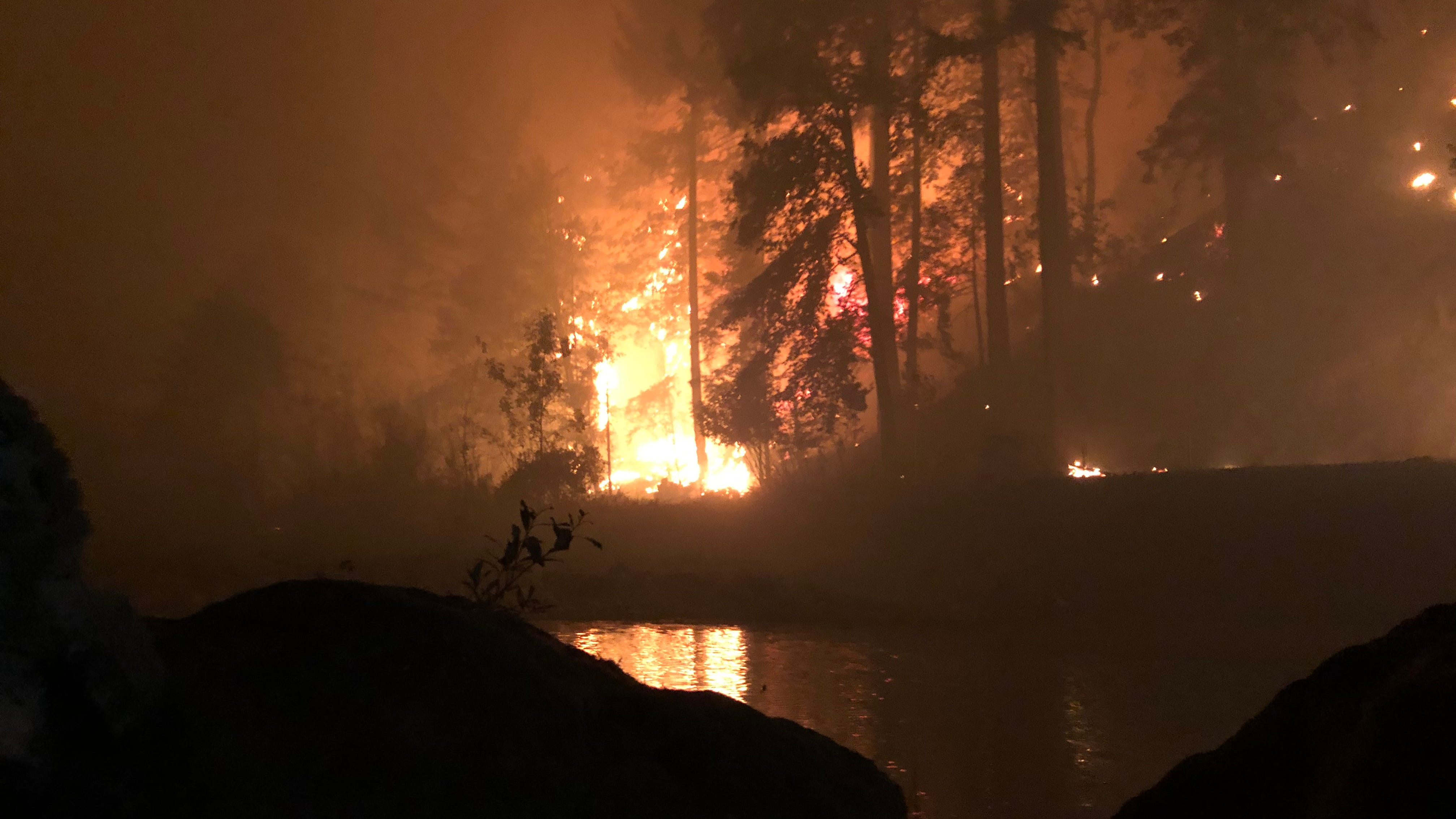 Salem and Eugene had two of the driest water years on record, setting stage  for wildfires | eClips
